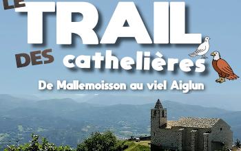 Photo of Trail des cathelières 2020, Mallemoisson (Alpes de Haute Provence)