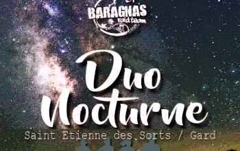 Photo de Duo nocturne de Noël 2020, Saint-Étienne-des-Sorts (Gard)