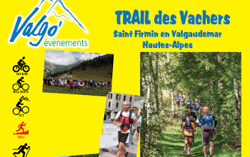 Photo de Trail des Vachers 2020, Saint-Firmin (Hautes Alpes)