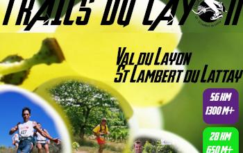 Photo de Trails du Layon 2020, Val-du-Layon (Maine et Loire)