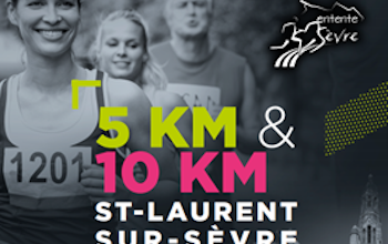 Photo de 10 km de Saint Laurent sur Sèvre 2020, Saint-Laurent-sur-Sèvre (Vendée)